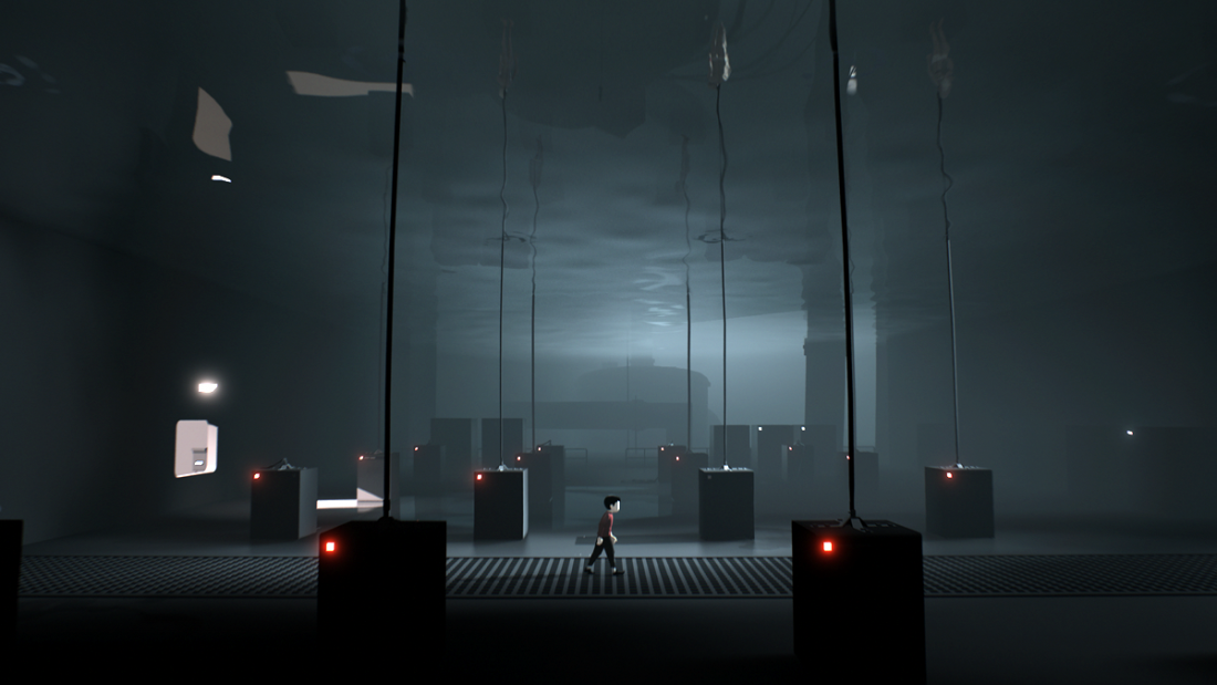 The soundtrack for puzzle platformer 'Inside' was created using a human skull