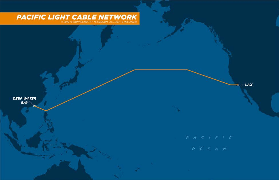 National Security Concerns Threaten Undersea Cable to China, Wall Street Journal Reports