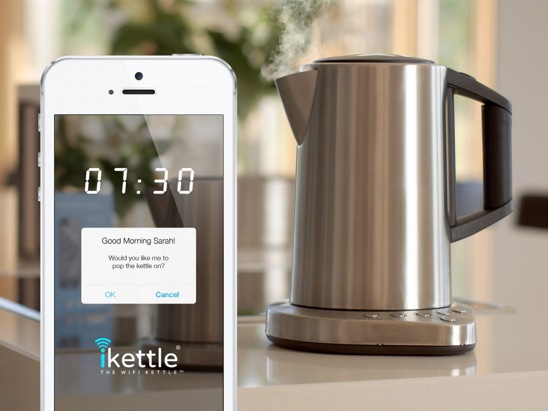 Software engineer spends 11 hours trying to get his Wi-Fi kettle to make a cup of tea