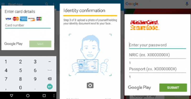 New Android Malware asks for a selfie as it steals your information