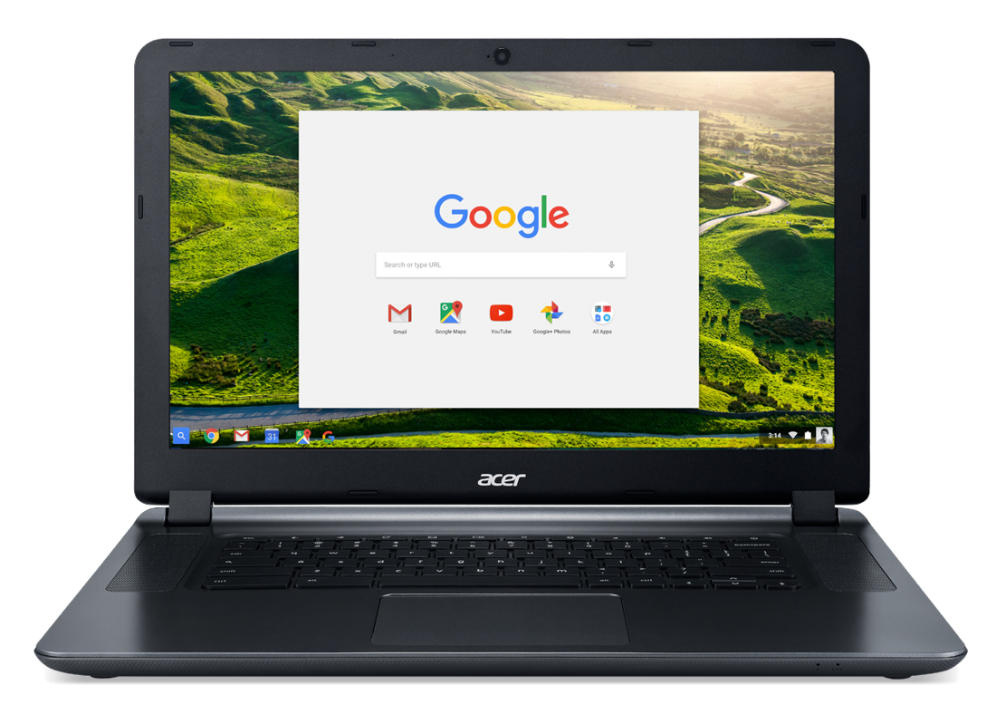 Acer's latest Chromebook 15 starts at $199, offers 12-hour battery life