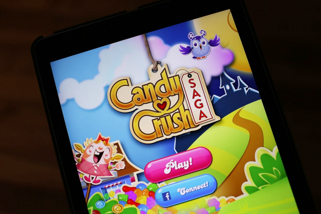 Candy Crush is being made into a one-hour, live action game show that'll air on CBS