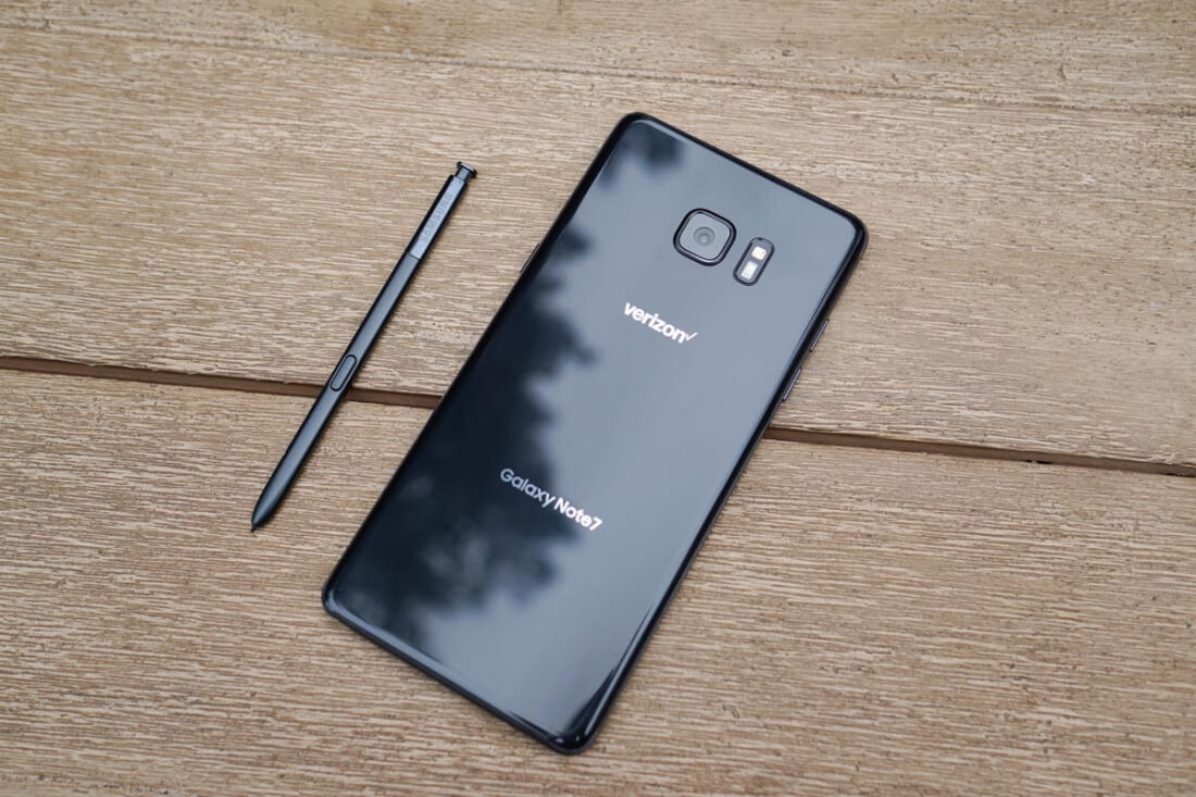 Samsung's Galaxy Note 7 upgrade program confirms there will be a Note 8 next year