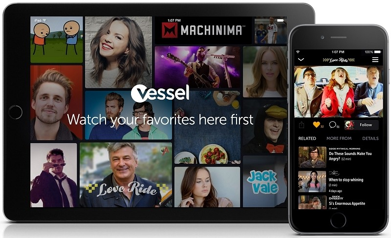 Verizon is buying (and shutting down) subscription video service Vessel