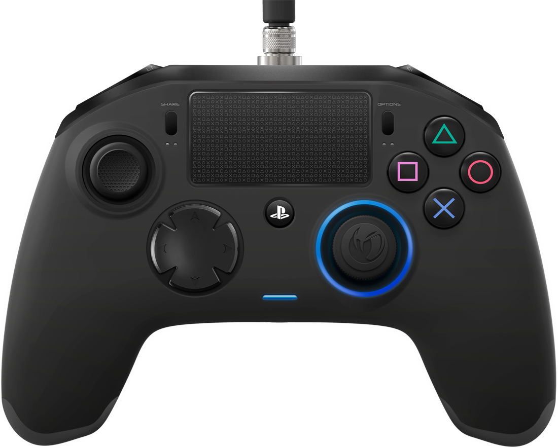 Sony Recruits Razer Nacon To Build Pro Level Playstation 4 Way Switch Internal The Revolution Meanwhile Offers An Eight Directional Pad 46 Amplitude Dual Analog Sticks With Enhanced Firmware For Accuracy And Reach