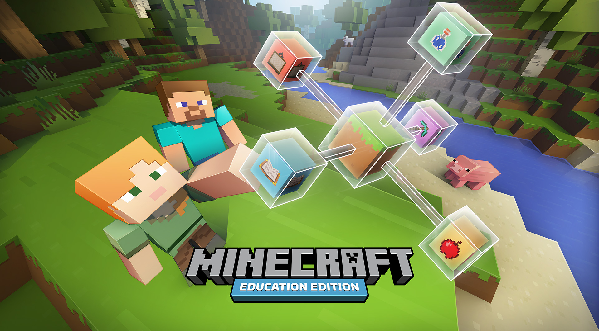 Microsoft launches 'Minecraft: Education Edition' priced at $5 per user, per year