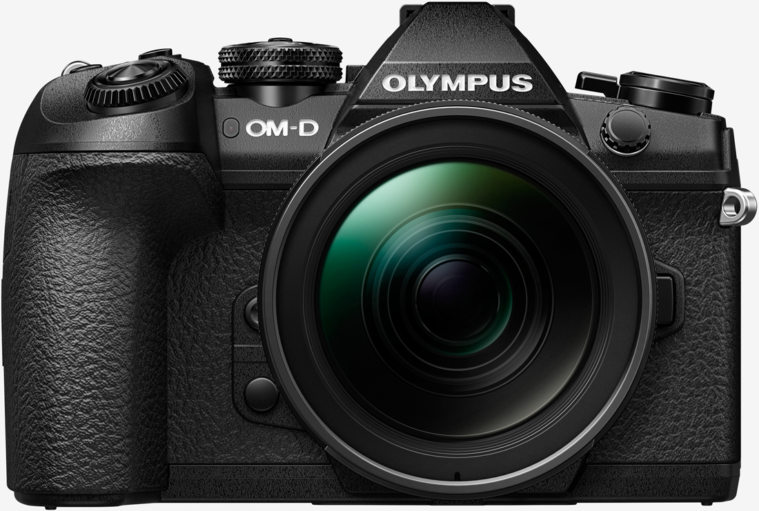 Olympus' high-end OM-D E-M1 Mark II mirrorless camera gets a price, launch window