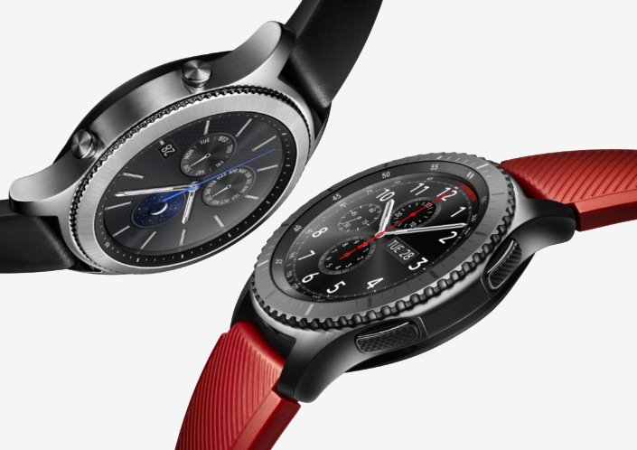 Samsung Gear S3 smartwatch launches November 18, pre-orders open this weekend