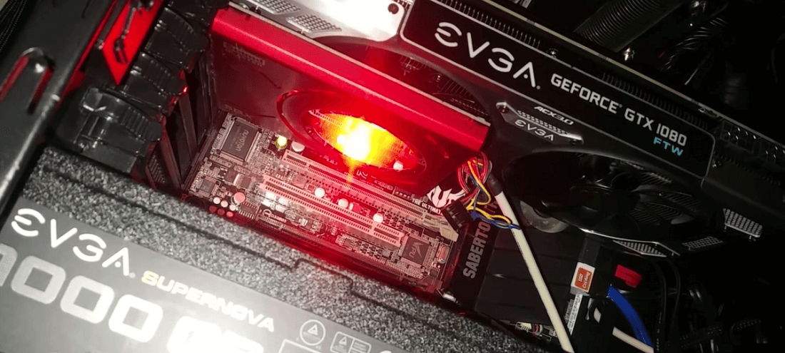 EVGA release patch to stop Nvidia 10-series cards from going up in flames