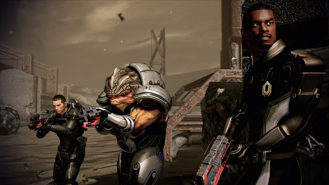 You can now play Mass Effect 2 and 3 on Xbox One
