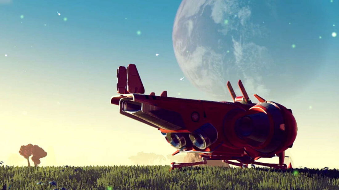 Sony exec: Hello Games is constantly updating No Man's Sky to bring it closer to original vision