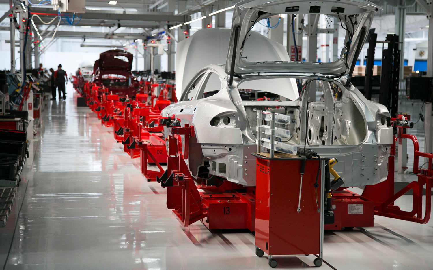 Tesla acquires Grohmann Engineering to maximize vehicle production