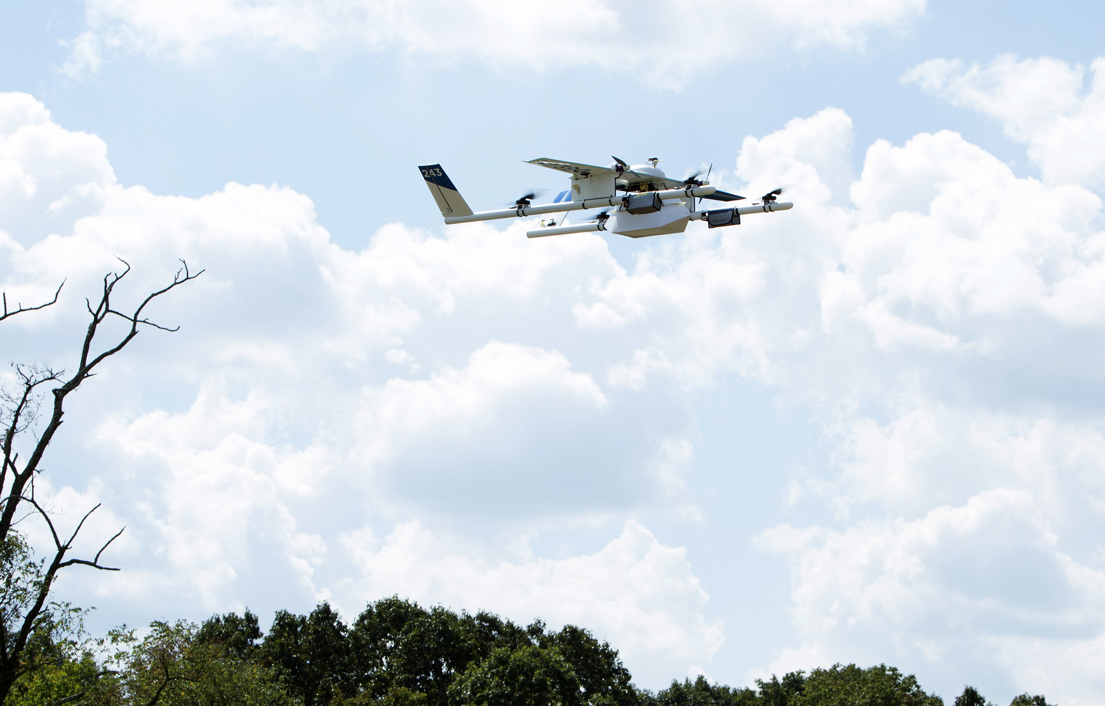 Financial scrutiny reportedly puts Project Wing drone initiative in holding pattern