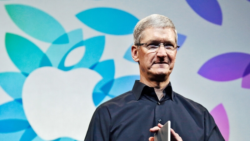 Tim Cook says staff unity is the only way to move forward after Trump victory