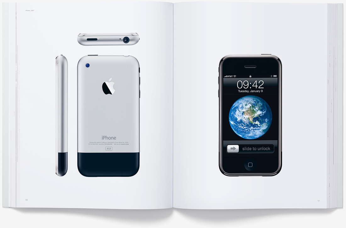 Apple announces coffee table book highlighting 20 years of industrial design