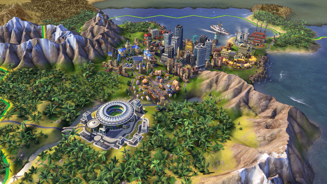 New graphics card game bundles pack Civilization VI, Watch
