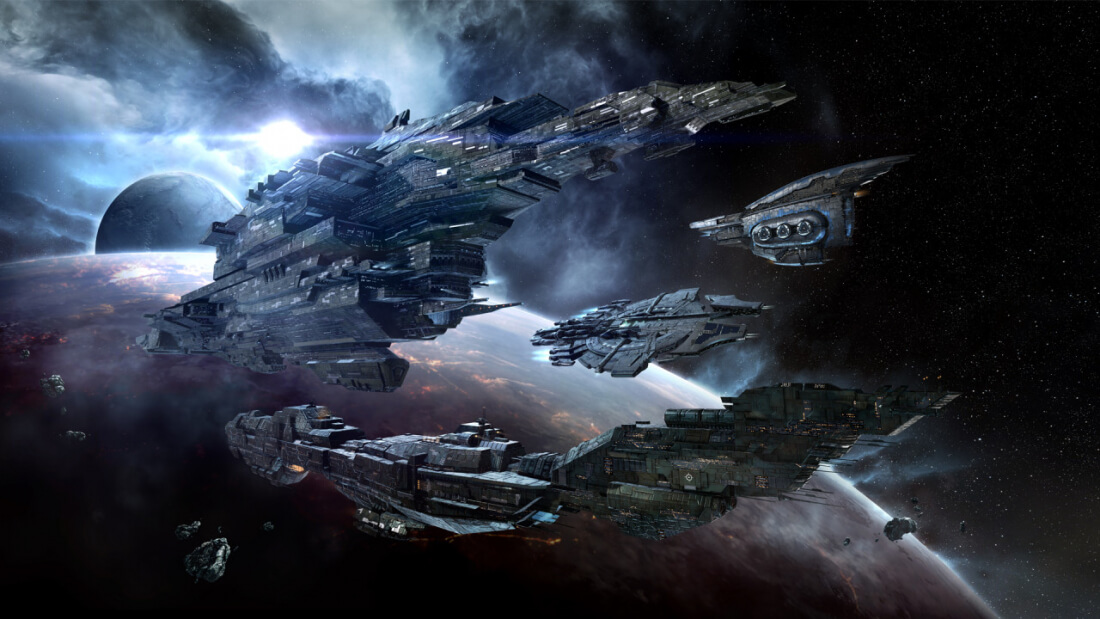 Eve Online is finally offering a free-to-play option - TechSpot