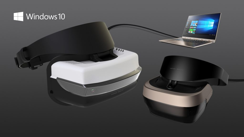 Microsoft's virtual reality platform for Windows 10 won't require high-end hardware