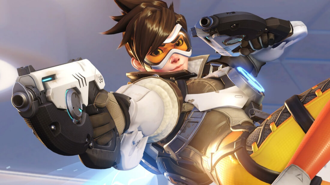 The Golden Joystick Awards 2016: Overwatch, Dark Souls 3, and Blood & Wine take the top prizes