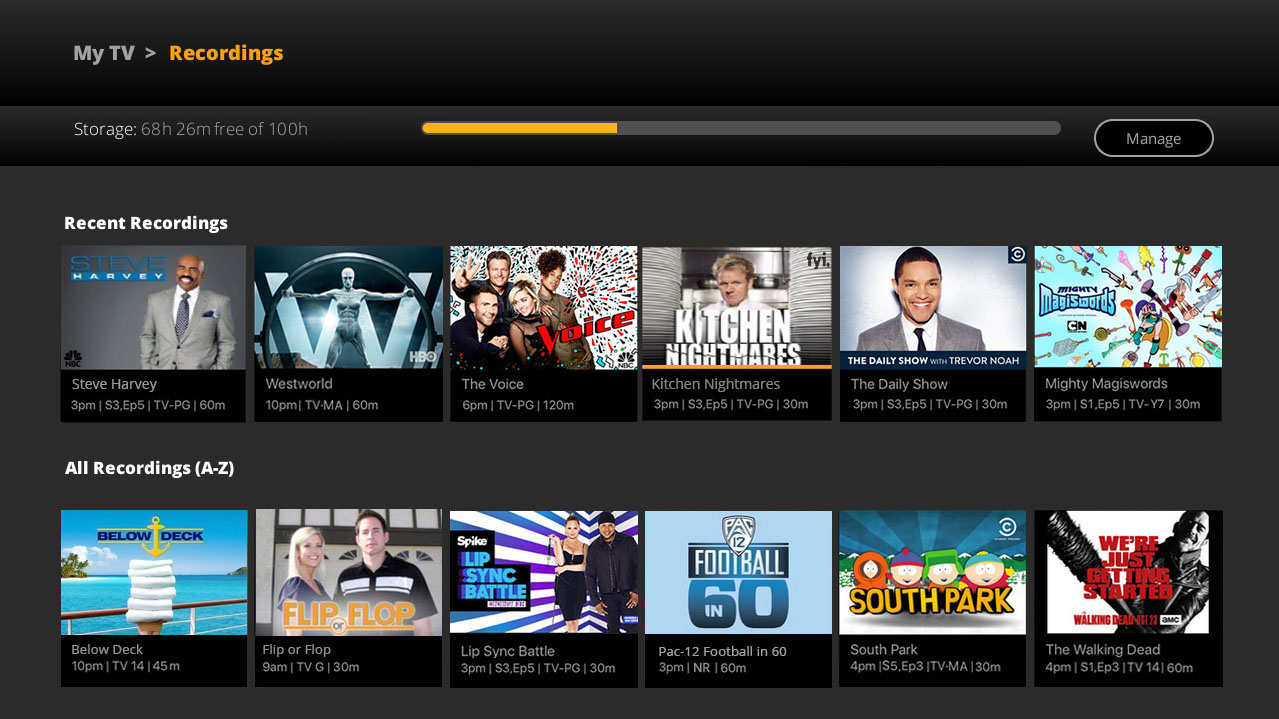 Sling TV announces cloud-based DVR, beta coming soon