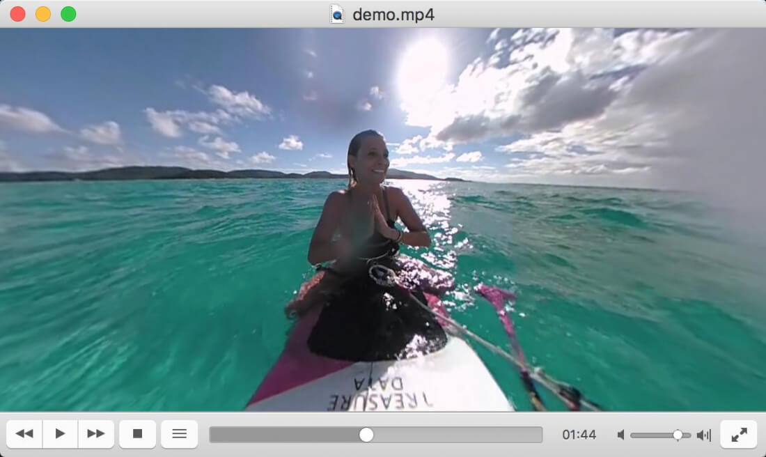 VLC gets 360-degree video and photo support