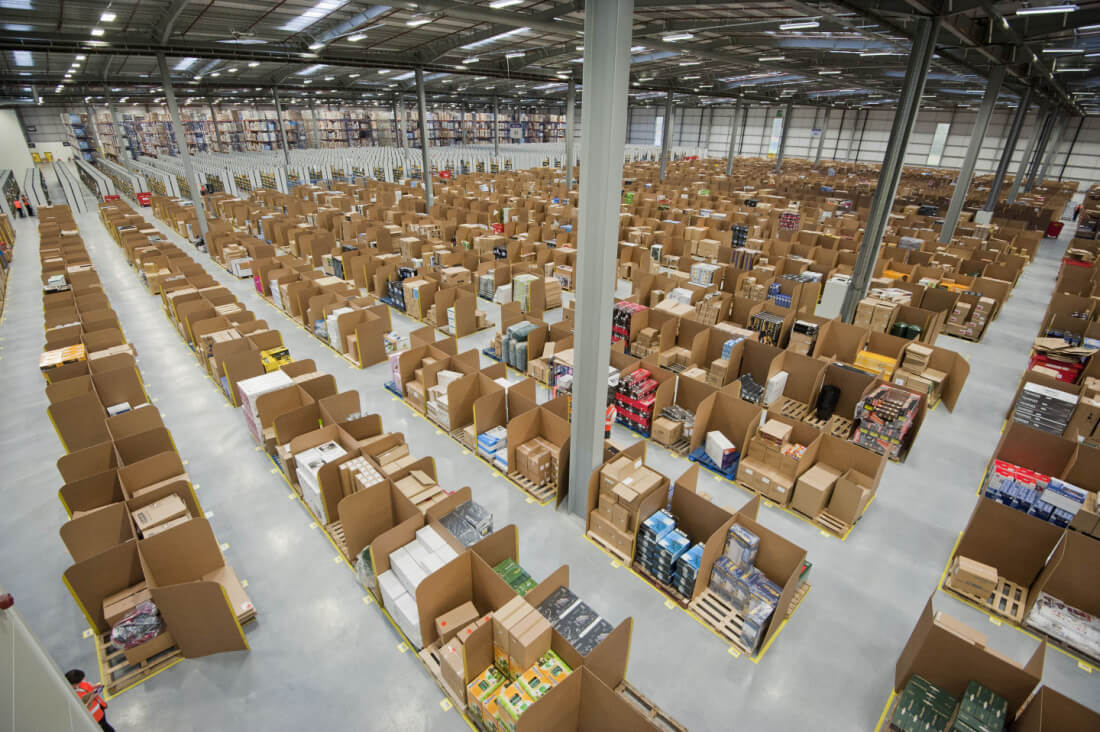 Amazon employee attempts suicide at company HQ after sending warning
