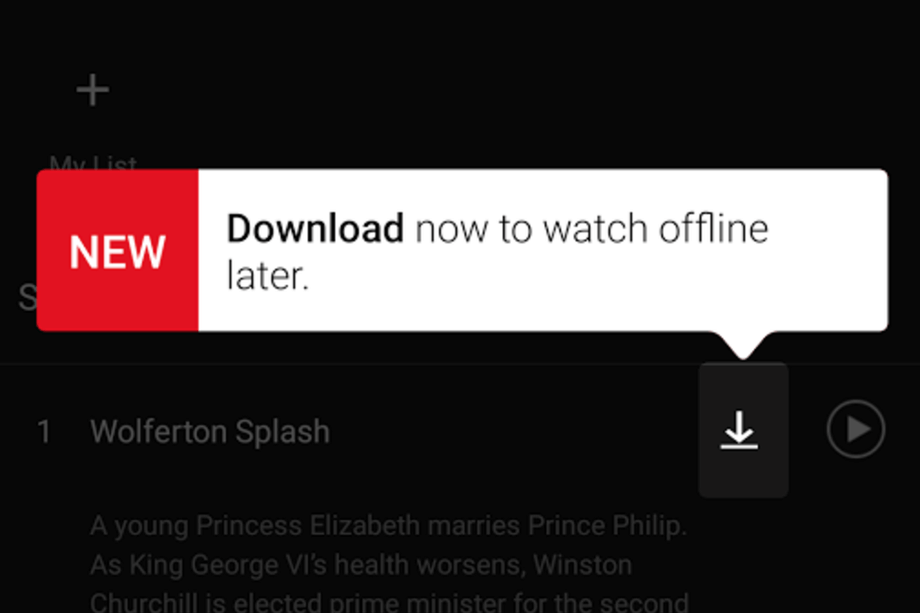 Netflix adds support for downloading content to SD cards on Android