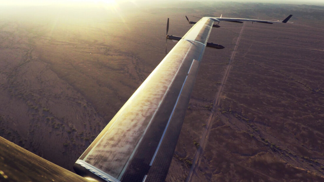 NTSB report reveals what caused Facebook's Aquila drone to crash