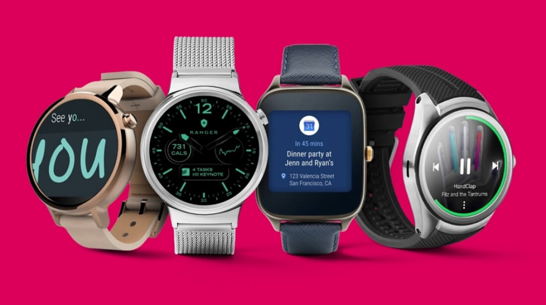 Two Android Wear 2.0 smartwatches arriving early next year