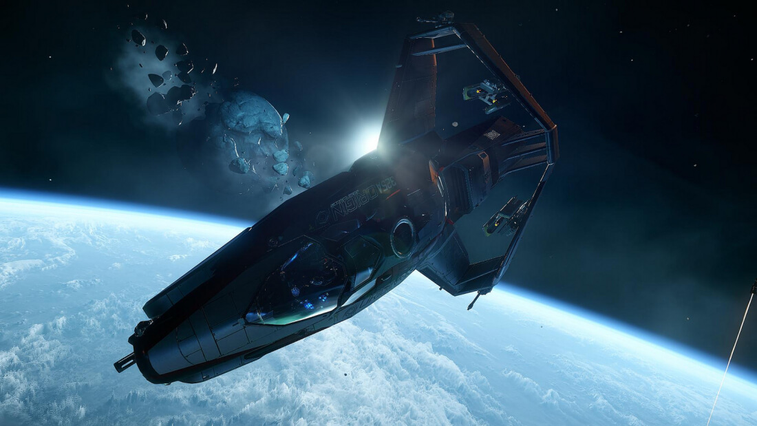 Four years into its $139 million development, Star Citizen switches to Amazon's game engine