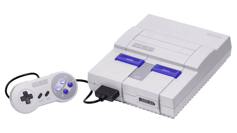 Nintendo trademark filing suggests a SNES Classic Edition could be on the way