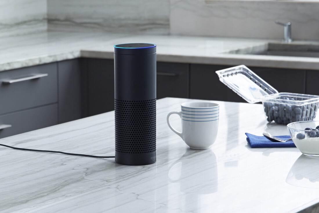 Amazon patent would let Alexa listen to and record conversations without wake word