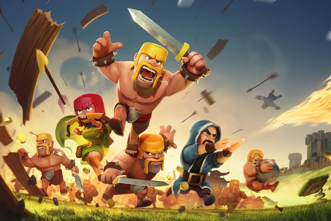 Iran blocks Clash of Clans because it encourages violence and tribal conflict