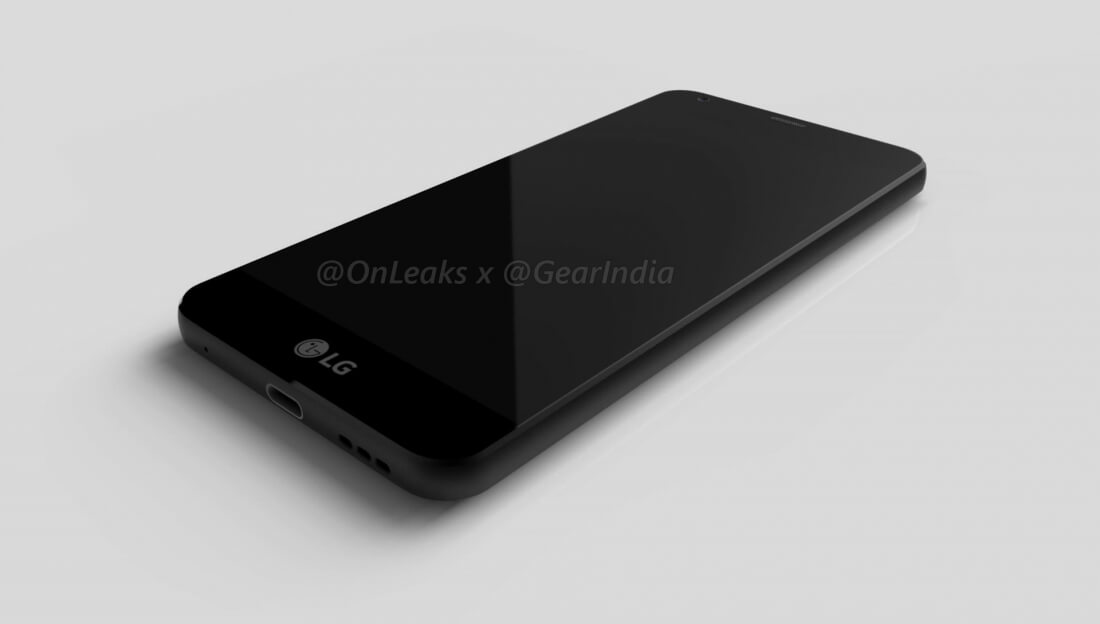 Renders of LG's upcoming G6 show non-removable batteries are in and modular designs are out
