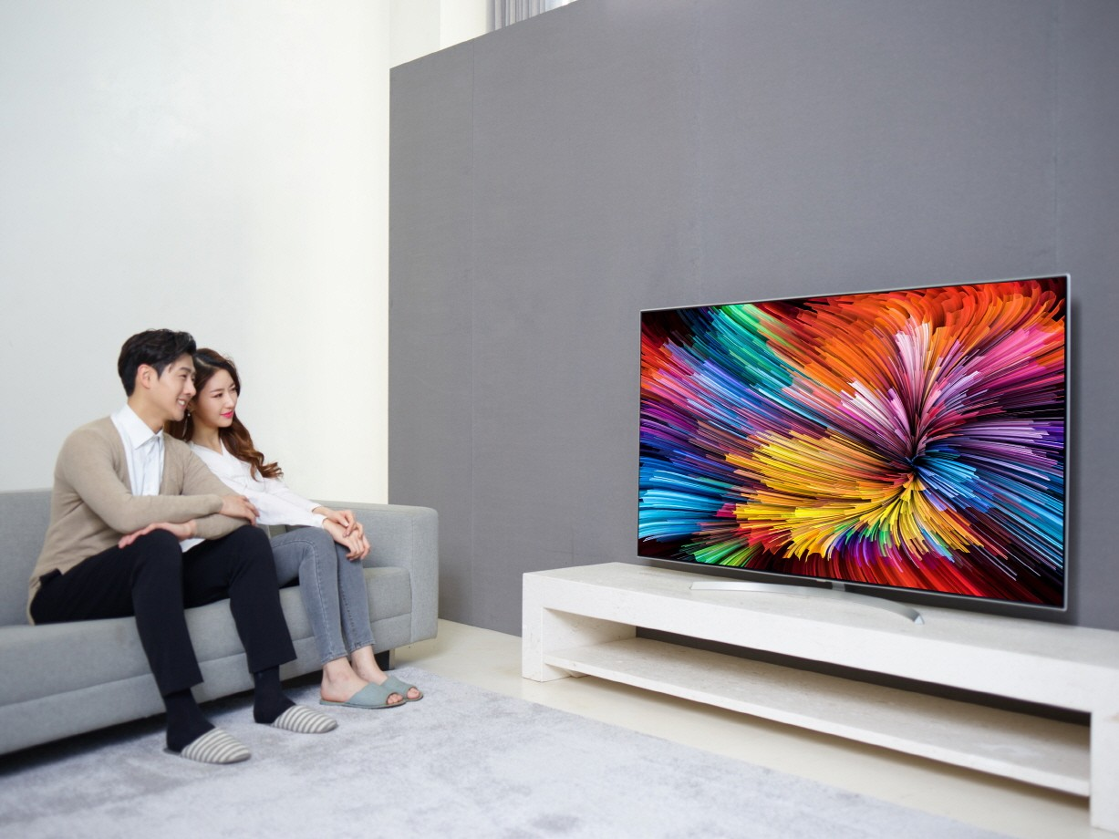 LG announces Super UHD LCD TV lineup featuring Nano Cell technology