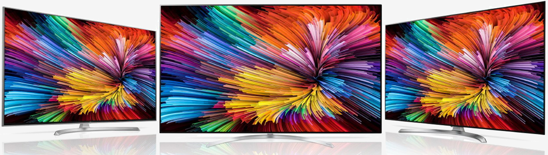 lg nano cell tv. in fact, lg says there is virtually no color difference for viewers seated directly front of the screen and those watching from a 60 degree angle. nano lg cell tv