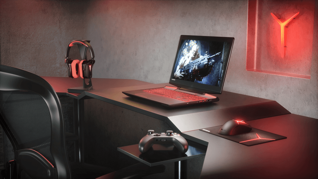 Lenovo launches a Legion of mid-range gaming laptops - TechSpot