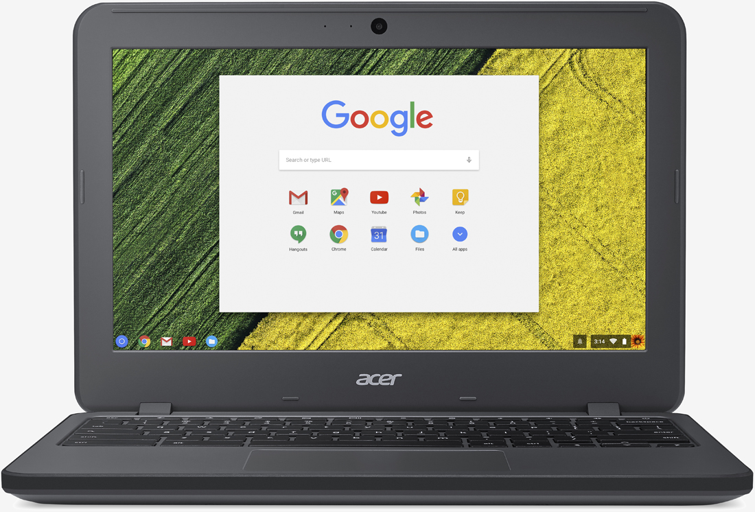 Durability is priority one with Acer's new Chromebook 11 N7