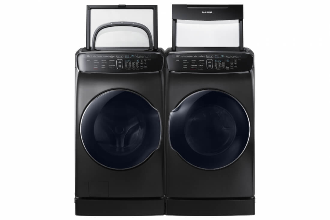Samsung to show off its amazing four-in-one washer/dryer at CES