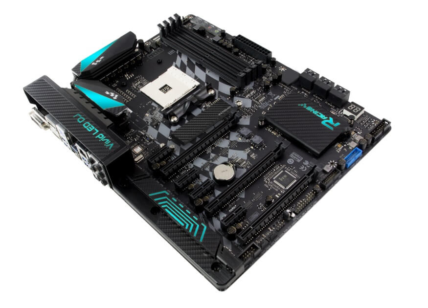 AMD unveils new motherboards for Ryzen featuring X370 chipsets