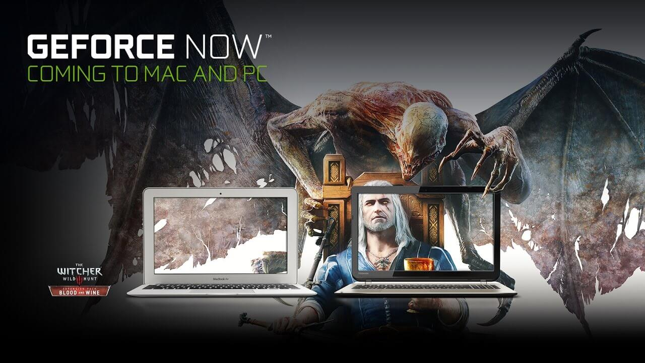 Nvidia: GeForce Now and 5G enables quality gaming on the go, even with low-end hardware