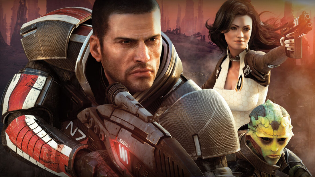 Mass Effect 2 is currently free on PC