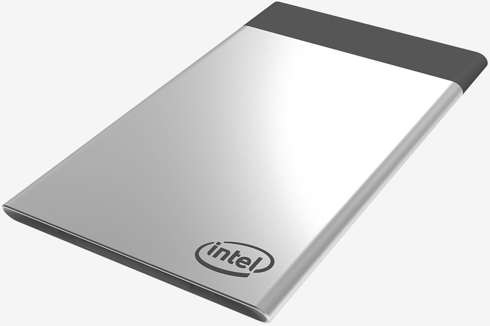 Intel's Compute Card is modular hardware for Internet of Things devices
