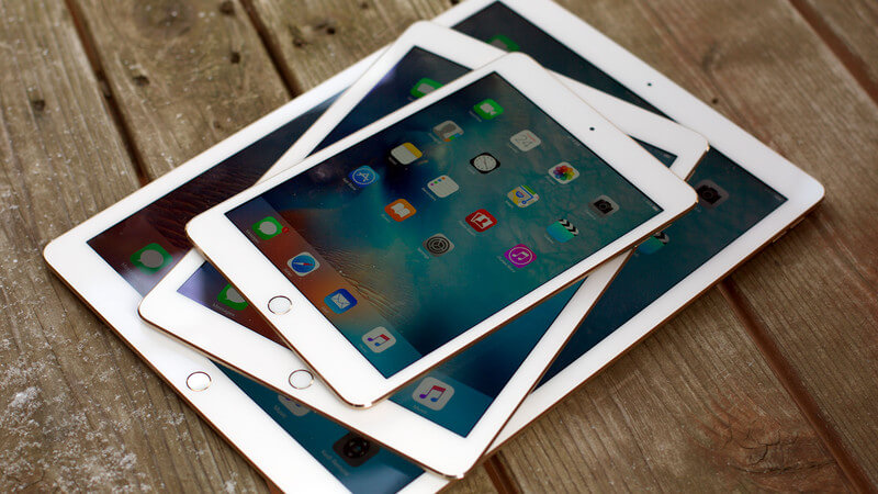 Top insider says Apple will launch 3 new iPads in 2017