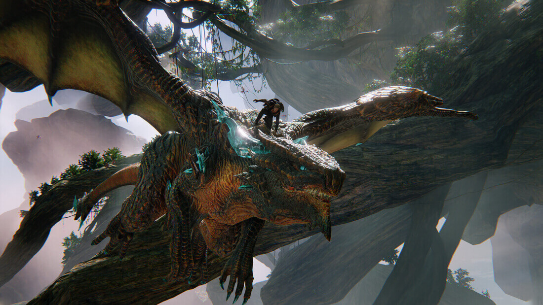 Microsoft exclusive game Scalebound has been canceled