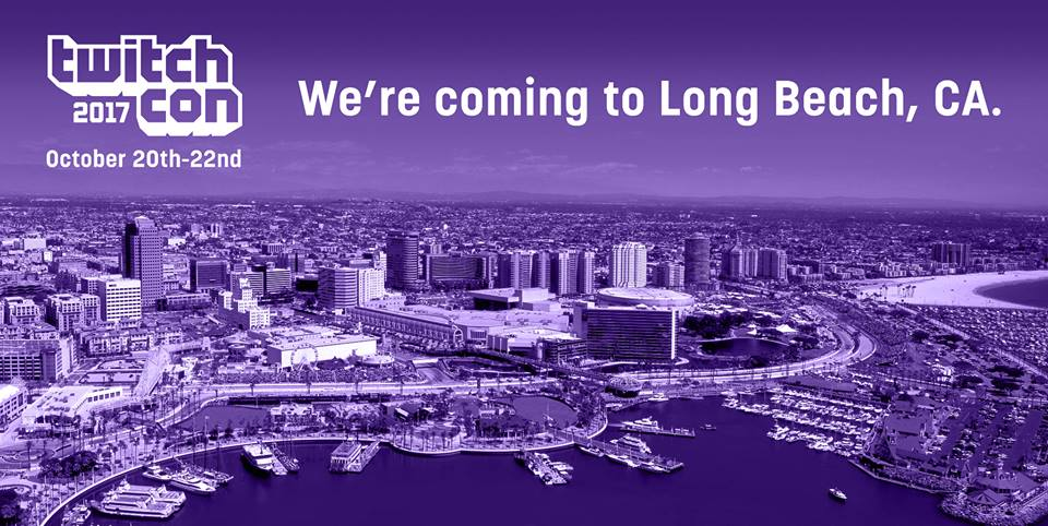 Twitch announces new venue, dates for third annual TwitchCon convention