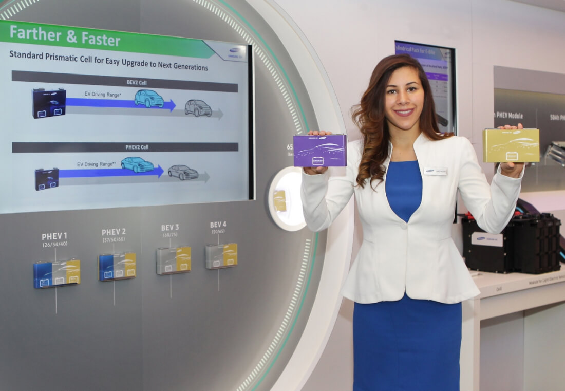 Samsung's new EV battery tech gives vehicles a 310-mile range from a 20-minute charge