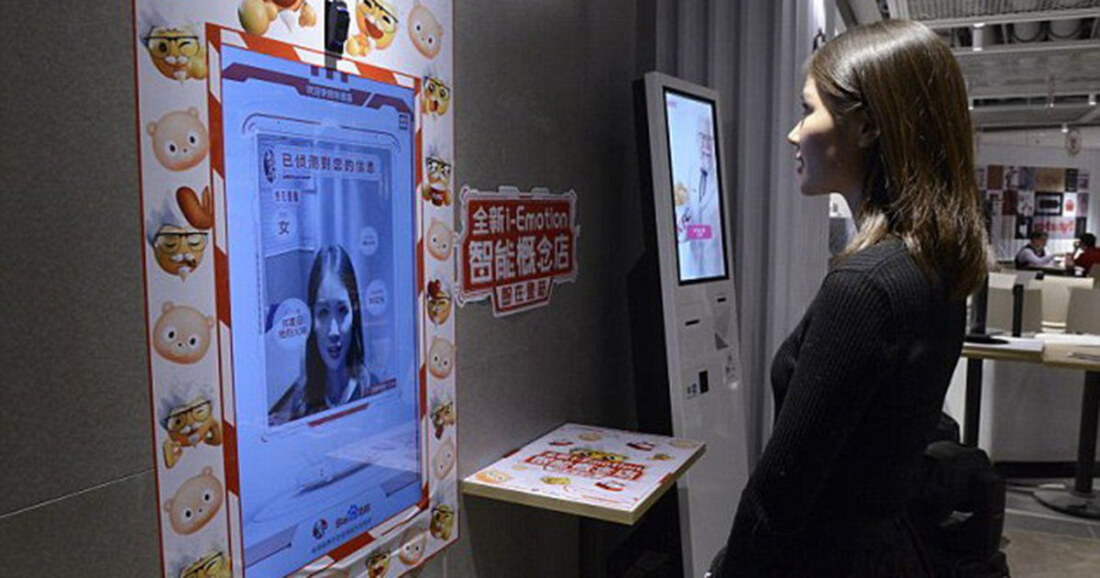 KFC trials machine that guesses your order using facial recognition tech
