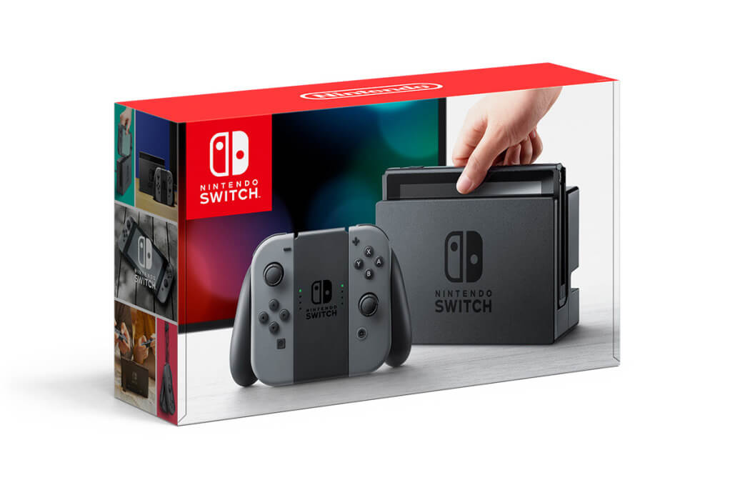 Nintendo Switch details: $300, March 3 release, online service requires paid subscription, more