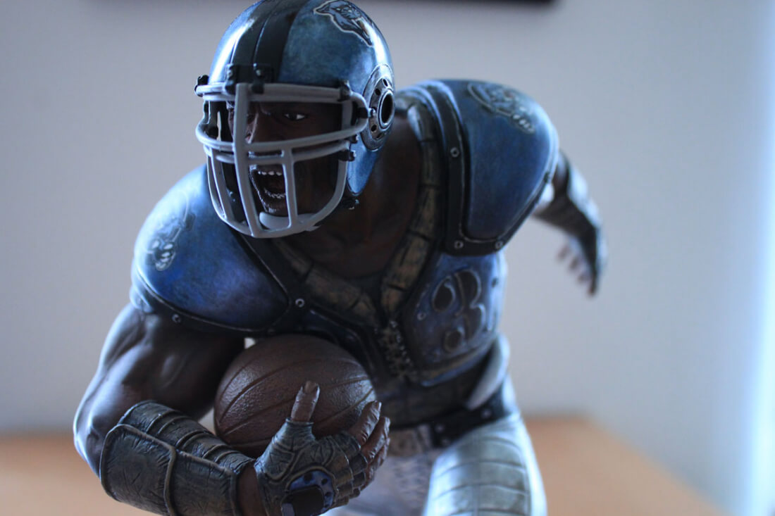 Gears of War creators sued by former NFL player who claims Cole Train character is based on him